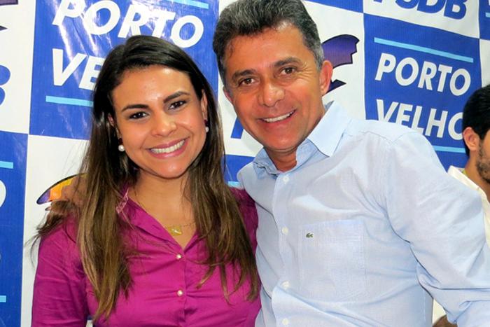 ELEIÇÕES – Aliança Cassol e Expedito pode forçar Mariana Carvalho a deixar o PSDB em RO