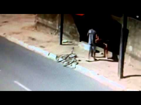 Jovem é assaltada e espancada por casal próximo ao Shopping
