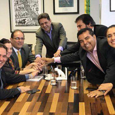 Maurão de Carvalho trata da transposição e de questões ambientais em Brasília