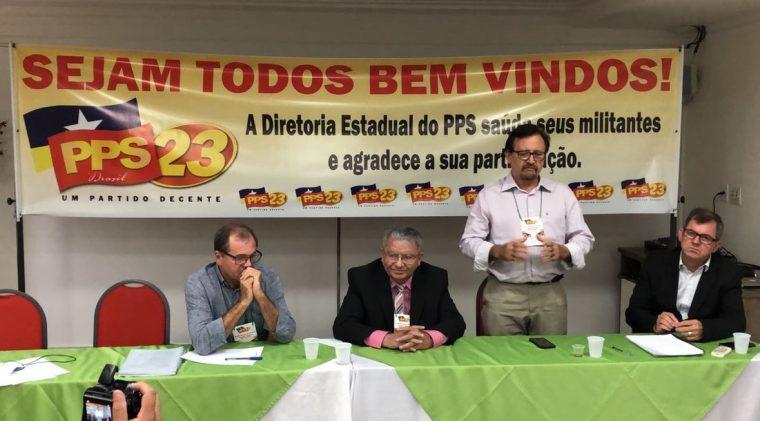 ELEIÇÕES – Bosco da Federal se filia ao PPS e anuncia pré-candidatura ao Senado