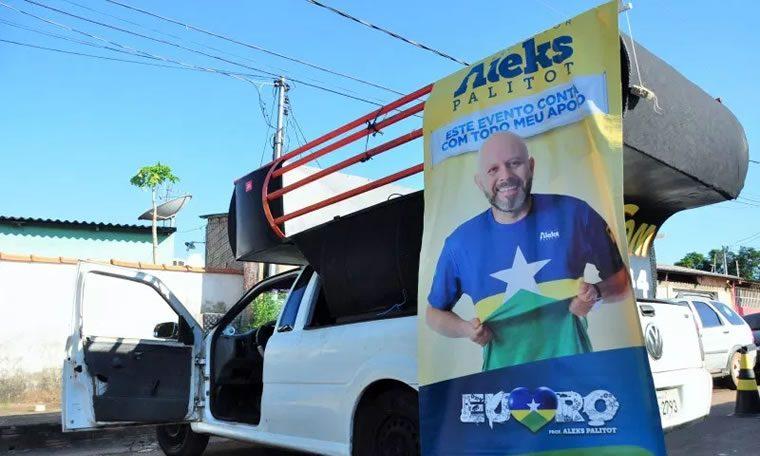 Aleks Palitot promove ações sociais em bairros de Porto Velho