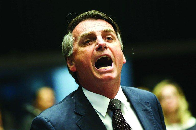 Resultado de imagem para Bolsonaro anuncia empresário como pré-candidato ao Governo de Rondônia pelo PSL; saiba quem é