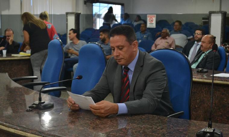 Edesio Fernandes tem projeto aprovado que visa cuidar da Saúde da Mulher