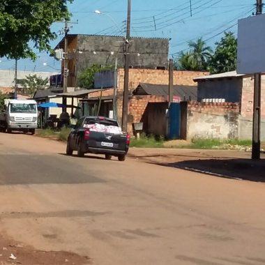ZONA LESTE – Rua Aruba é recapeada após mobilização da vereadora Ada Dantas