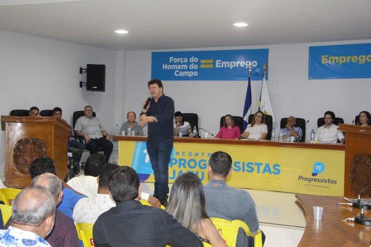 NO INTERIOR – Encontro do PP reúne 13 municípios rondonienses