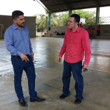 Deputado Jesuíno Boabaid destina emenda de R$ 100 mil para climatizar escolas em Porto Velho