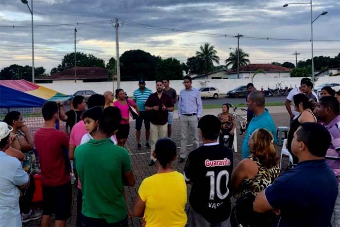 Deputado Léo Moraes apoia Jogos Inter Atléticas de Rondônia