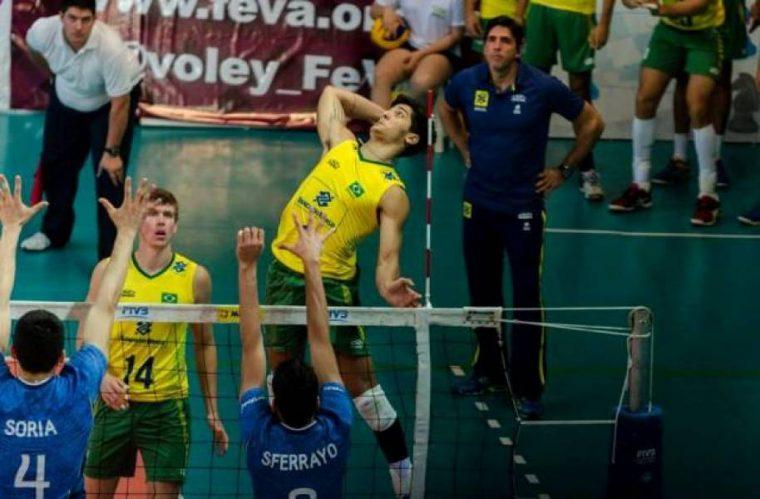 Atleta revelado em Rondônia assina contrato e vai jogar temporada em time de vôlei da Itália