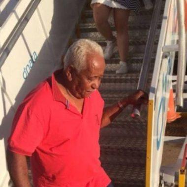 Após 60 anos em Rondônia, aposentado de Corumbiara é reencontrado por parentes e retorna ao Piauí