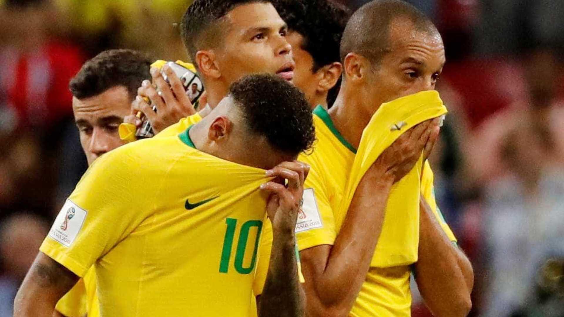Brasil é vítima da 'maldição mexicana' em Copas; entenda