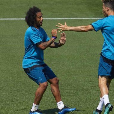 Cristiano Ronaldo quer Marcelo na Juventus