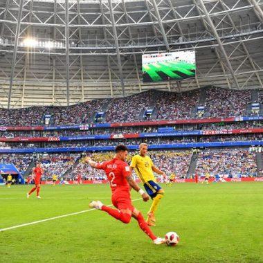 Croácia e Inglaterra disputam hoje segunda vaga para final da Copa