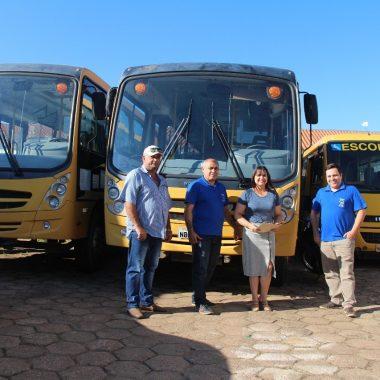 Fiscalização constata irregularidades em ônibus escolares em Vilhena; MP será acionado