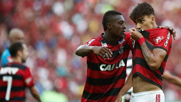 Flamengo goleia o Sport no Maracanã e segue na liderança do Brasileiro