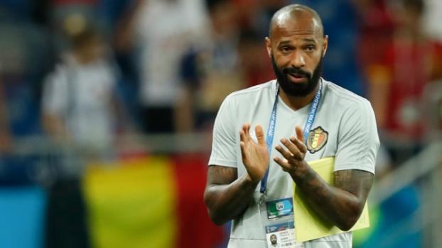 Franceses querem mostrar que Henry escolheu 'o lado errado' com a Bélgica