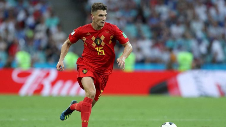 'Não sei como pará-lo', diz jogador belga sobre Neymar