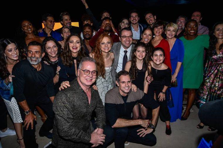 O Tempo Não Para: em coletiva, elenco fala sobre a nova novela das 7