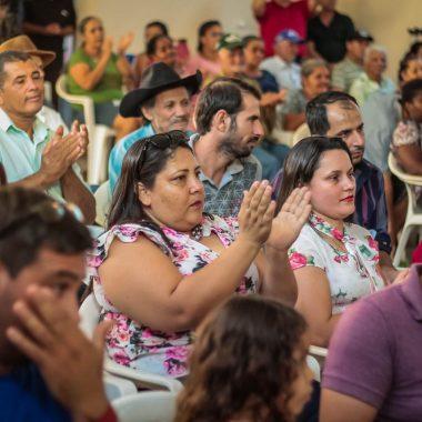 Programa vai beneficiar 850 famílias com regularização fundiária urbana em Corumbiara