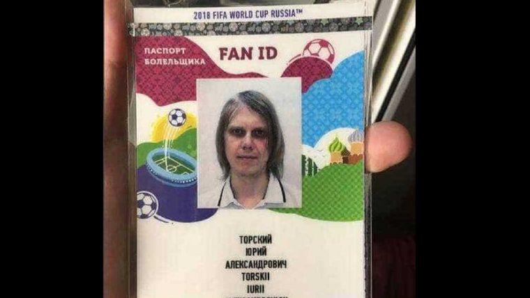 Russo que torce para o Brasil chega a Kazan para prestigiar a seleção