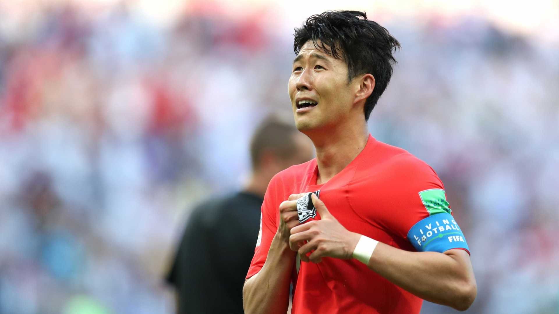 Sul-coreano do Tottenham terá nova chance para fugir do serviço militar