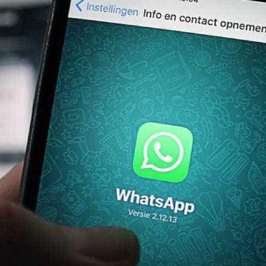 Whatsapp lança recurso para chamada de áudio e vídeo em grupo