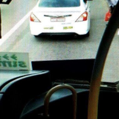EMBATE – Táxi compartilhado e ônibus coletivo travam guerra na capital, bomba fica nas mãos dos vereadores