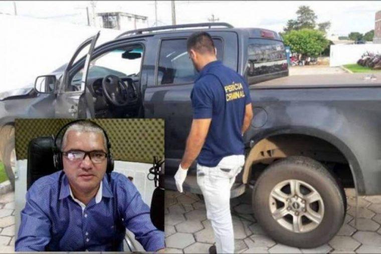 Polícia prende vereadores, secretária municipal e suspeitos de mandar matar radialista em Rondônia