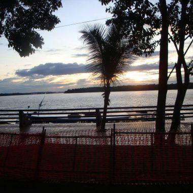 ESCAPOU – Acusado de furto pula no rio Madeira para não apanhar até a morte