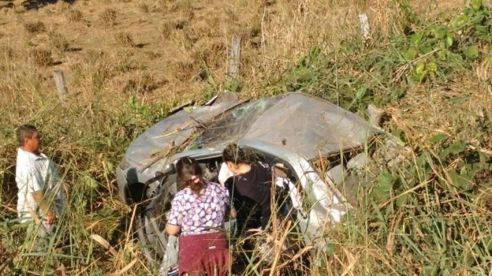 Médico sobrevive a acidente e outro emociona colegas tentando salvar a vida do pai em hospital de Rondônia