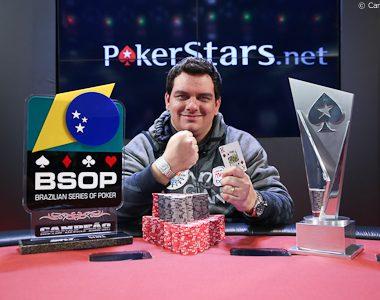 POKER – Rondoniense leva mais de 160 mil dólares em campeonato internacional