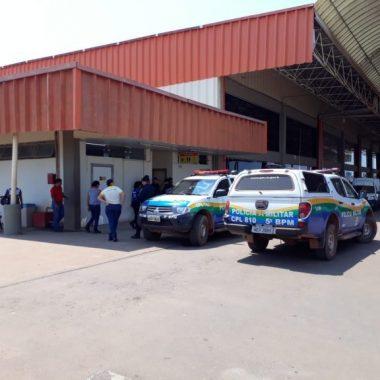 Polícia encontra feto em banheiro do Atacadão em Porto Velho