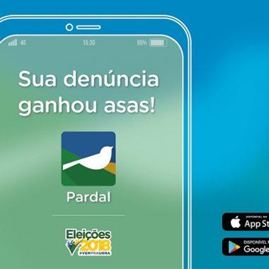 Aplicativo Pardal permite a eleitor fiscalizar e denunciar infrações na campanha eleitoral