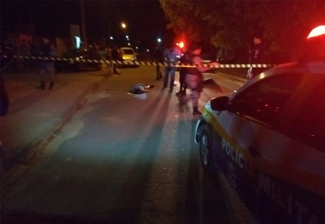 PCC X CV – Guerra entre facções, três são executados em frente de boate em Ji-Paraná; vídeo