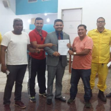 BOMBEIRO CIVIL – Projeto do deputado Jesuíno normatiza e regulariza profissão em Rondônia