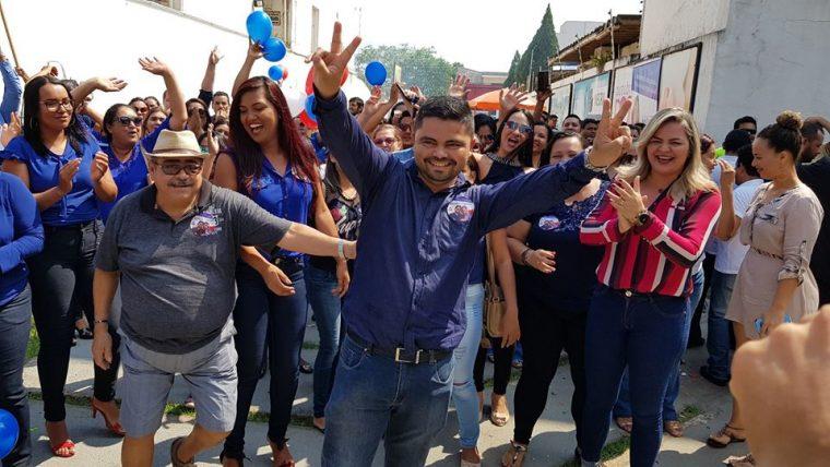 ELEIÇÕES 2018 – PMN realiza convenção e lança Jesuíno Boabaid a reeleição