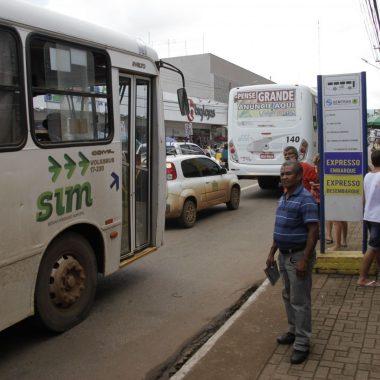 PARALISAÇÃO – Porto Velho amanhece sem transporte público