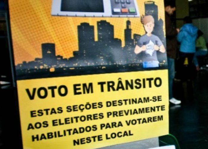 Termina na próxima quinta (23) prazo para requerer voto em trânsito