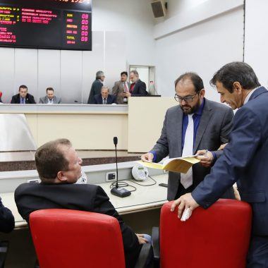 Assembleia aprova projeto do Executivo sobre nova organização do regime de Previdência