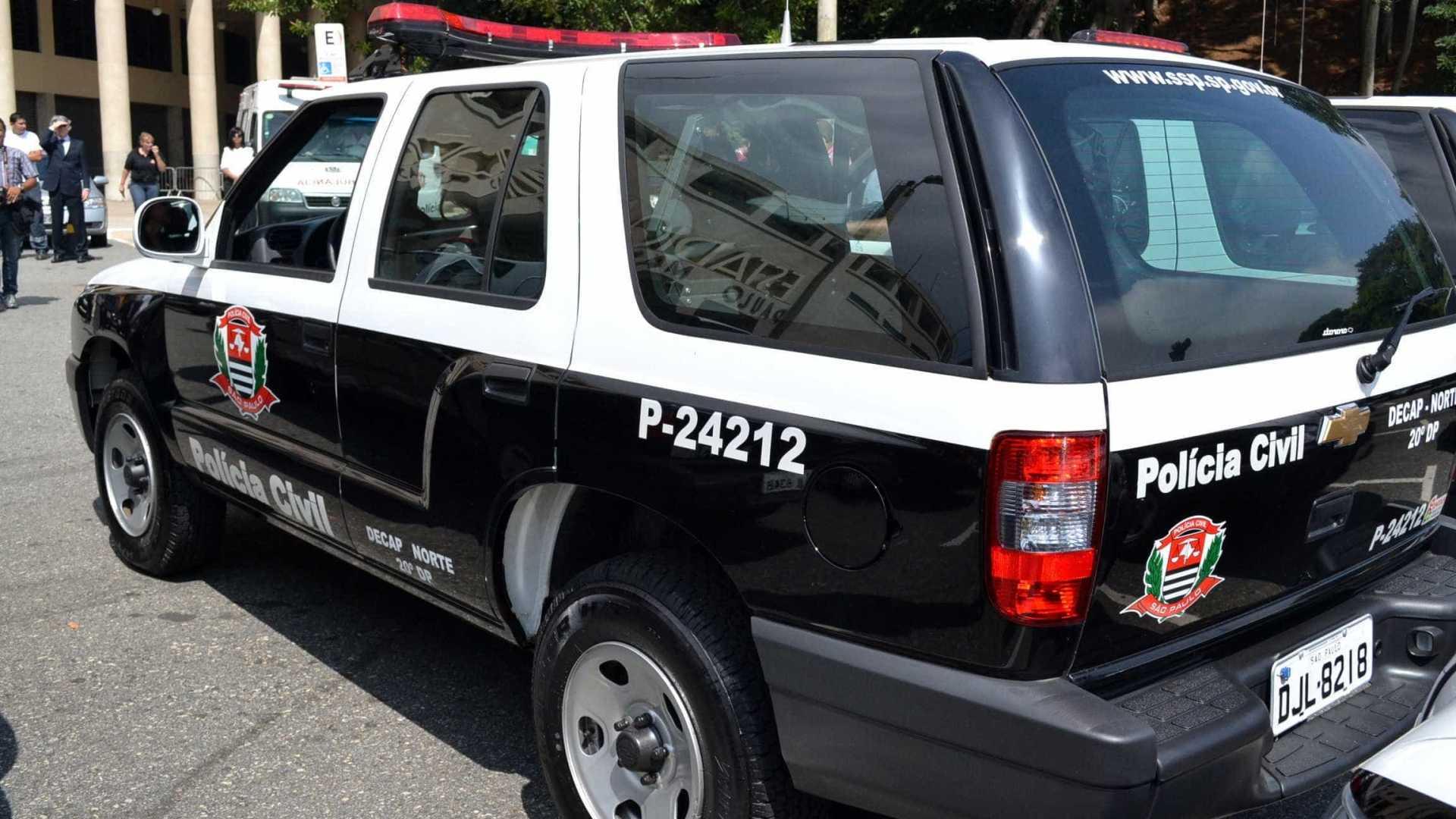 CRONOS – Policiais civis fazem operação para prender autores de feminicídio