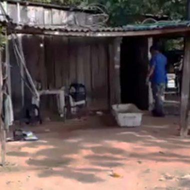 QUASE 20 FACADAS – Após denúncia polícia encontra cadáver em residência