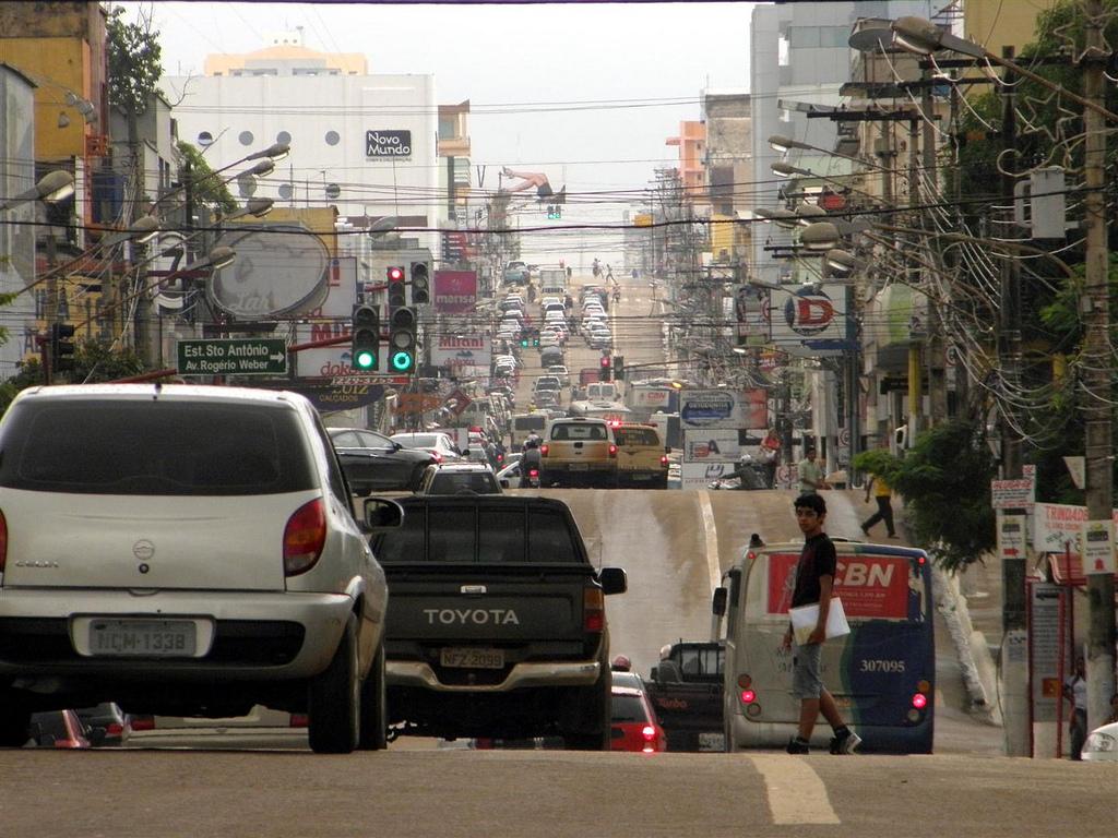 TRÂNSITO – Porto Velho é a terceira capital que mais reduziu mortes, diz Ministério