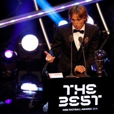 Modrić é escolhido melhor do mundo e acaba com reinado de Messi e CR7