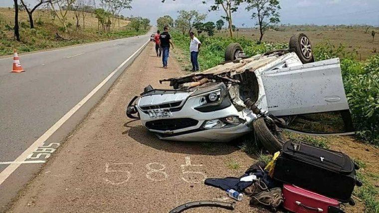 Delegado morre logo após sua festa de despedida em Tocantins