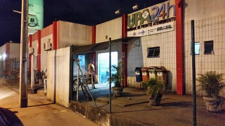 Homem, esfaqueado no pescoço, é achado caído na Jorge Teixeira em Porto Velho