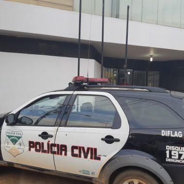 Dupla é presa depois de ferir três pessoas a tiros e roubar dois carros em Porto Velho
