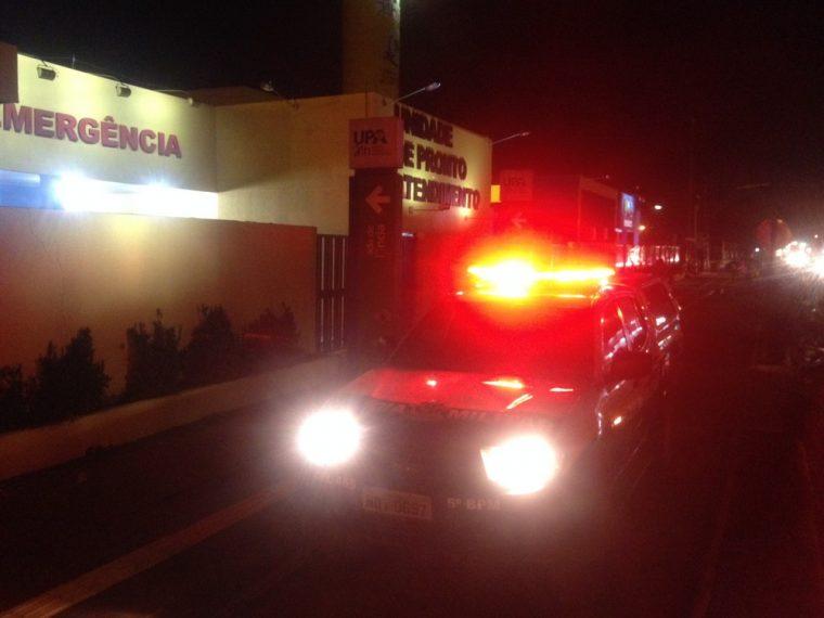 Motociclista é baleado durante tentativa de roubo em Porto Velho