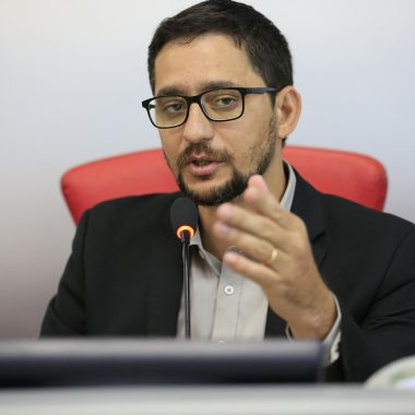 Anderson Pereira é o primeiro deputado do Pros eleito em Rondônia