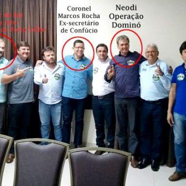 ELEIÇÕES – Justiça eleitoral reconhece ligação de Marcos Rocha com o MDB de Rondônia