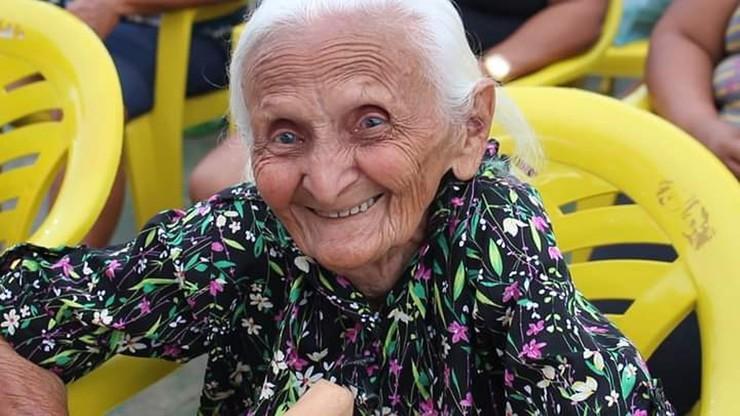 COVARDIA –  Idosa de 106 anos é estrangulada e morta a pauladas