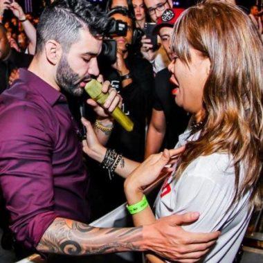 Mulher que recebeu ajuda de Gusttavo Lima é acusada de enganar cantor